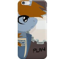 Leave the Stable [Relisted]  iPhone Case/Skin