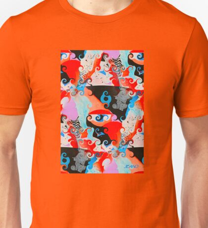 SQUIGGLY GRAPHIC Unisex T-Shirt
