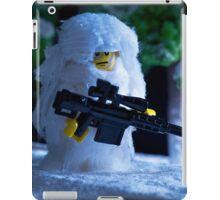 Lego Arctic Sniper iPad Case/Skin