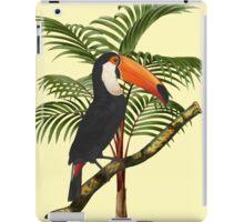 Toucan Tropics iPad Case/Skin