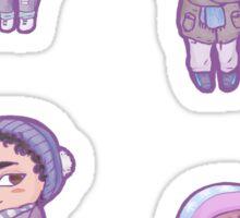Seijoh Winter Tales Sticker