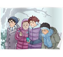 Seijoh Winter Tales Poster