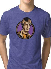 Time Travelers, Series 3 - Dr. Sam Beckett (Alternate) Tri-blend T-Shirt