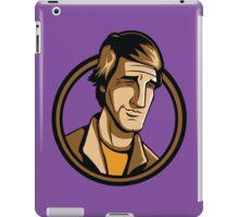 Time Travelers, Series 3 - Dr. Sam Beckett (Alternate) iPad Case/Skin