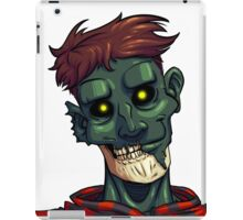 Face of The Undead iPad Case/Skin