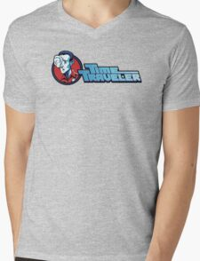 Time Travelers, Series 3 - T-1000 Mens V-Neck T-Shirt