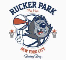 RUCKER PARK CAT by bennythekid