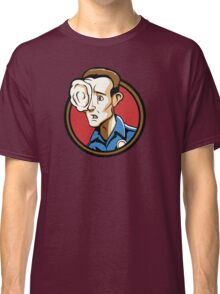 Time Travelers, Series 3 - T-1000 (Alternate) Classic T-Shirt