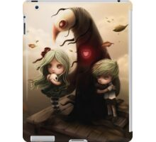 Everything dies iPad Case/Skin