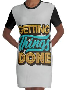 Getting Things Done2 Robe t-shirt