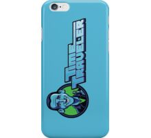 Time Travelers, Series 3 - The Ninth Doctor iPhone Case/Skin