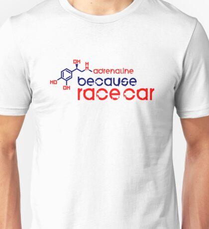 Adrenaline (4) Unisex T-Shirt