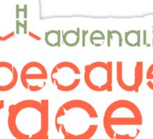 Adrenaline (5) Sticker
