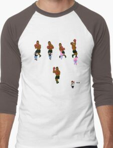Tyson TKO 2 Men's Baseball ¾ T-Shirt