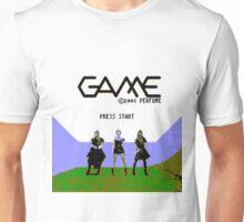 Perfume Game NES Start Screen Unisex T-Shirt