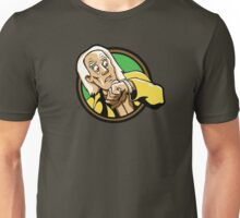 Time Travelers, Series 1 - Doc Brown (Alternate) Unisex T-Shirt
