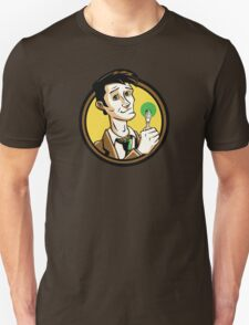 Time Travelers, Series 1 - The 10th Doctor (Alternate) T-Shirt