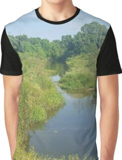 Oyster Creek Graphic T-Shirt