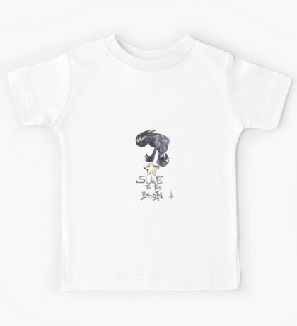 Slave To The Booty!  Kids Tee