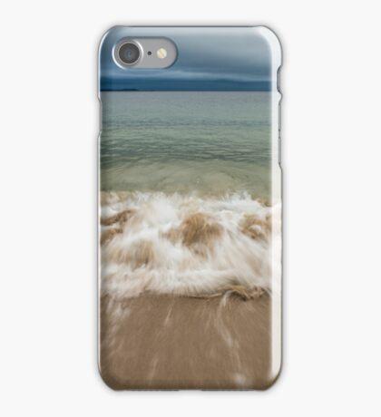 Queenslands beach, Nova Scotia iPhone Case/Skin
