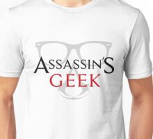 assassins geek Unisex T-Shirt