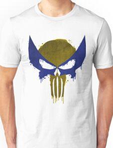 Punisher+Wolverine Unisex T-Shirt