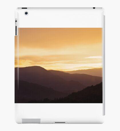 Ambleside dusk iPad Case/Skin
