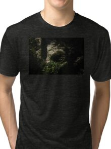 gazing through the veil Tri-blend T-Shirt