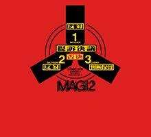 MAGI 2 Super-Computer System (NERV) - Evangelion  Unisex T-Shirt