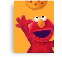 Cookie 2 Canvas Print