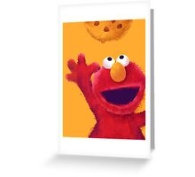 Cookie 2 Greeting Card