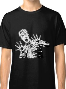 Scared Man - Watch Dogs 2 Classic T-Shirt
