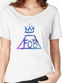 FOB Women's Relaxed Fit T-Shirt