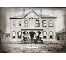 The Crofton Hotel Photographic Print