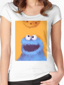 Cookie Women's Fitted Scoop T-Shirt