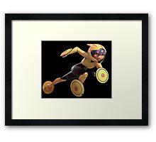 Big Hero 6 - Gogo Tomago Framed Print