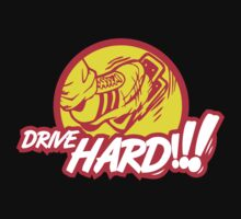 Drive HARD!!! (1) Kids Clothes