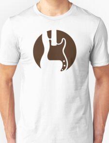P-Bass Circle Unisex T-Shirt