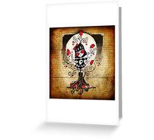 HannaH©-poppies Greeting Card
