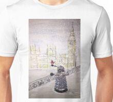 Winter Dalek Unisex T-Shirt