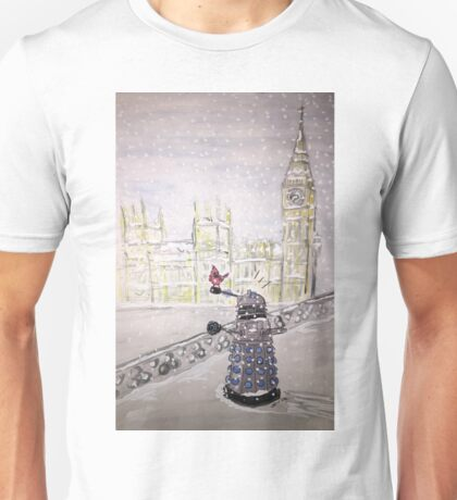 Winter Dalek Unisex T-Shirt