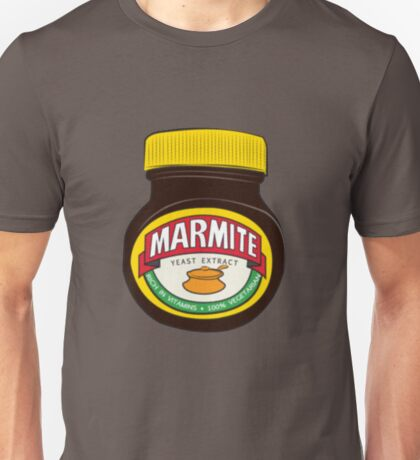 Marmite - Love it or Hate it Unisex T-Shirt