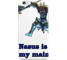 Naus - My main iPhone Case/Skin
