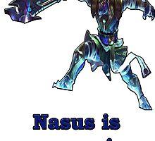 Naus - My main by Bells94