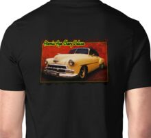 Atomic-Age Chevy Deluxe Unisex T-Shirt