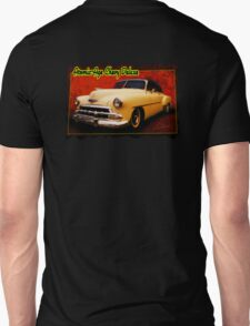 Atomic-Age Chevy Deluxe T-Shirt