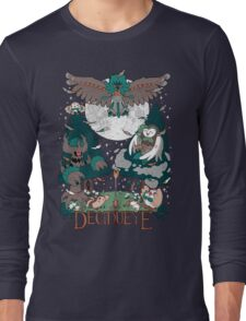 Starter's family: Decidueye Long Sleeve T-Shirt