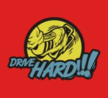 Drive HARD!!! (7) Kids Clothes