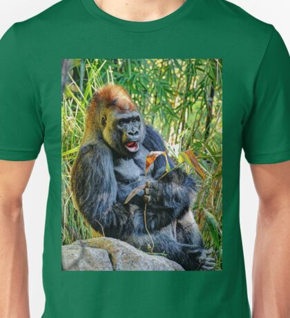 The Gorilla Unisex T-Shirt