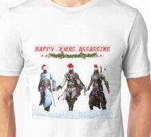 Assassin's Creed Xmas Unisex T-Shirt